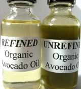 rafinowany i nierafinowany olej